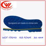Пена Outsole способа резиновый для кожаный ботинок