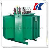 20kV S11 en baño de aceite del transformador
