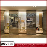 High End Ladies Garment/Handbag/Shoes Shopfitting, Store Display, Retail Display