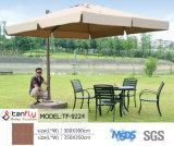 방풍과 방수 직물 옥외 정원 우산