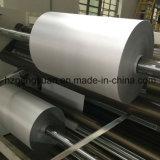 materiais à prova de fogo da tela da fibra de vidro da folha de alumínio da largura de 1.85m para a tubulação de calor