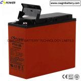 Batterie d'acide de plomb terminale avant 12V180ah de constructeur pour le système de communication
