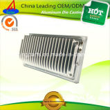 Fabricación de China Designado LED Die Casting reflector