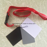 Фильтр карточки баланса карточки 3in1 цифров серый с планкой шеи