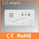 Carbon Monoxide Alarm with En50291 Certification (PW-916)