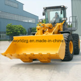 5ton/3cbm Wheel Loader voor Sale