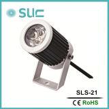 높은 CRI (SLS-14)를 가진 LED 스포트라이트가 소형 1W에 의하여 12V 집으로 돌아온다