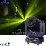 Het bewegen zich Head LED 90W Spot Light