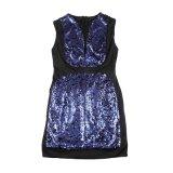 Frauen-Form-Kleid-Dame-Luxuxkleid