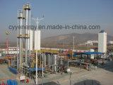 Криогенный завод воздушной сепарации кислорода