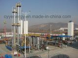 De Installatie van de Generatie van het Argon van de Stikstof van de Zuurstof van de Scheiding van het Gas van de Lucht van Insdusty Asu van Cyyasu26