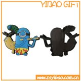선전용을%s 3D PVC 실리콘 냉장고 자석 (YB-FM-02)