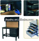 электронный Worktable Workbench 4-Drawer с 2 верхними шкафами (YH-WT039)