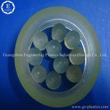 Spritzen-Produkt-kundenspezifische Gummi PU-Einspritzung-Plastikteile