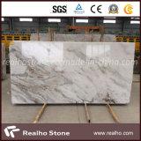 Laje de mármore branca de Phoenix do mármore novo do branco chinês