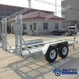 12X6 Plant Trailer voor Excavating en Loading (swt-PT126)