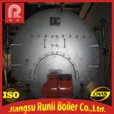 流動性にされる高性能の熱オイル-ベッドの炉のガス燃焼の水平の蒸気ボイラ