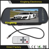 Monitor del estacionamiento del coche del espejo retrovisor del monitor 7inch de la pantalla táctil del coche TFT LCD