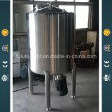 Acero inoxidable Alimentos / Química Bottom emulsionante Tanque
