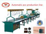 Machines de formation automatiques de PVC d'étiquette molle liquide de vêtement