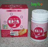 Píldoras de la pérdida de peso de Hokkaido de Japón que adelgazan la cápsula