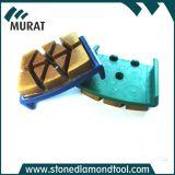 Блок смолаы диаманта HTC меля для бетона и мрамора