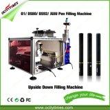 Máquina de rellenar del cartucho disponible del petróleo de Cbd para O1/Bud-Ds80