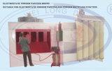 Cabina di spruzzo industriale su misura del rivestimento della polvere