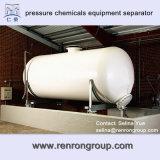 Промышленный сепаратор S-02 сосудов под давлением бака для хранения химикатов