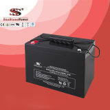 Deep Cycle Plomb Rechargeable Battery Acid 12V 90Ah