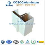 Profil en aluminium/en aluminium avec l'usinage de commande numérique par ordinateur (ISO9001 : 2008 TS16949 : 2008)