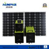 с солнечной батареи и панелей солнечных батарей электрической системы панели солнечных батарей решетки Spb300 для напольной пользы