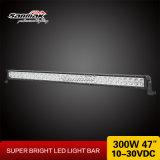 """300W 47 """" haute énergie de barre d'éclairage LED du CREE 4X4"""