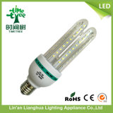 에너지 절약 Corn Light 15W 16W E27 B22 Warm White 3u 4u LED