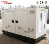 114kw/142.5kVA 침묵하는 발전기 세트
