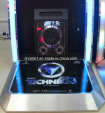 Machine maximum de jeux vidéos d'arcade du DJ de vente chaude à vendre