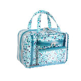 Vier in One Toiletry Travel Wash Promotional Cosmetic Bag