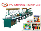液体PVC写真フレームの点滴注入機械