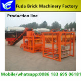 Halb Auto Habiterra Block Machine mit Highquality From China