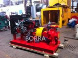 Pompa del motore diesel dell'acqua di lotta antincendio