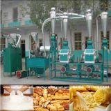 Hongdefa 10t Wheat Flour Mill Machine (10tpd)