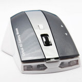 Mouse ottico della radio del calcolatore di nuovo di risparmio di energia 2.4GHz gioco del USB