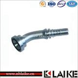 Borde del SAE 3000 PSI de tipo junta de dilatación de goma (87343) del borde
