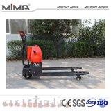 Миниая пешеходная тележка паллета 1500kg