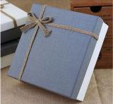 La caja de papel más de alta calidad/caja de regalo de papel/caja de cartón para empaquetar