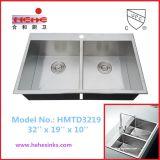 Topmountのハンドメイドの流しは、手作りする流し、台所の流し、洗浄流し、棒流し(HMTD3219)を