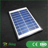 Solar economizzatore d'energia Product 5W Poly Solar Panel per Home Using