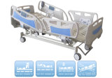 Elektrisches Five Function ICU Hospital Bed mit Cer ISO Standard