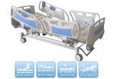 Cinco cama de hospital elétrica da função ICU com padrão de ISO do Ce