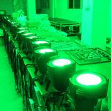LA PARITÀ della PANNOCCHIA chiara del DJ 100W LED della fase del randello di notte del partito può